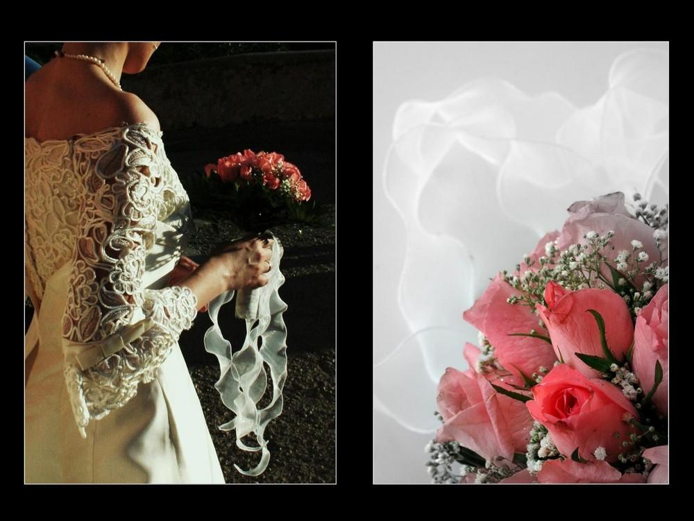 the bride: details