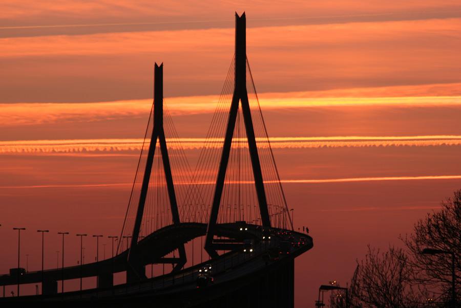 - the bridge -