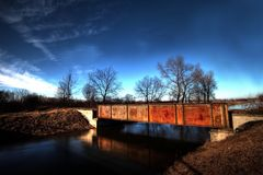 the bridge  .  .  .  Maksymilianowo -1-