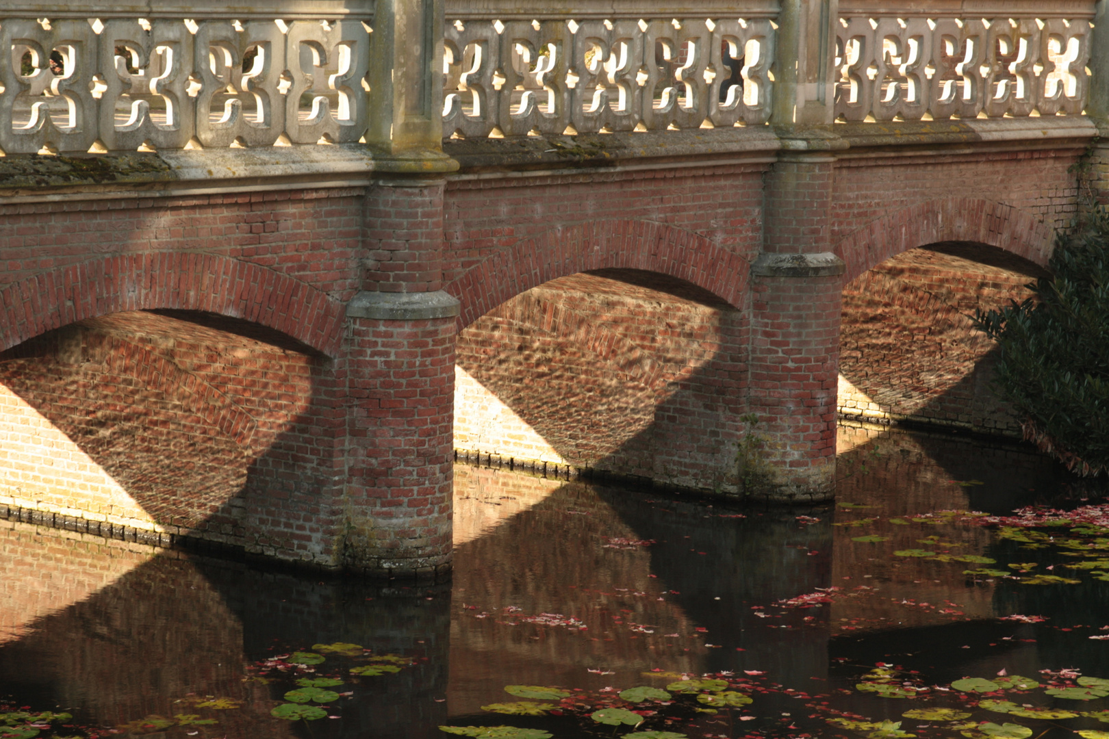 The Bridge von Moyland