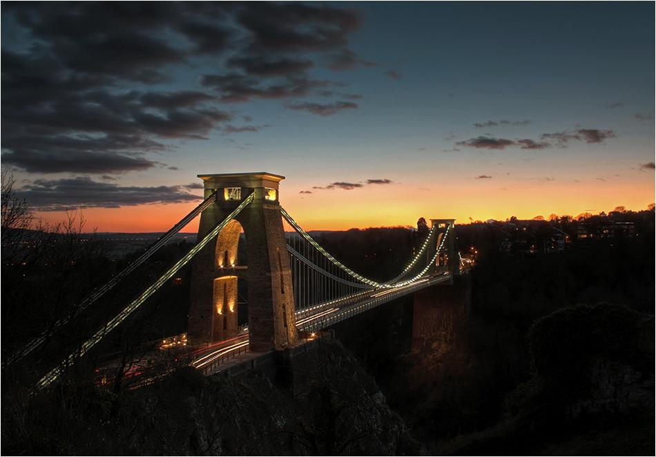 The Bristol Suspensionbridge II