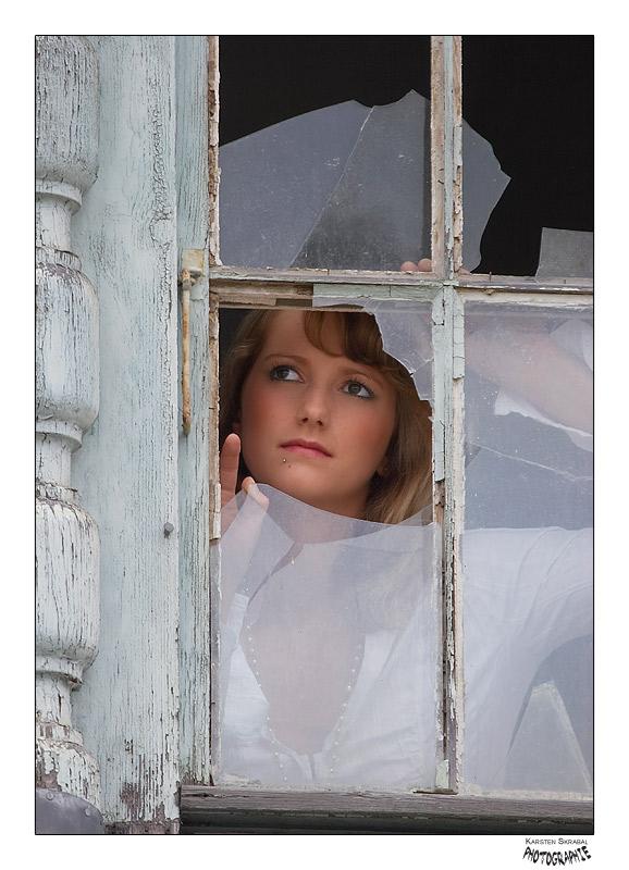 @ the broken window