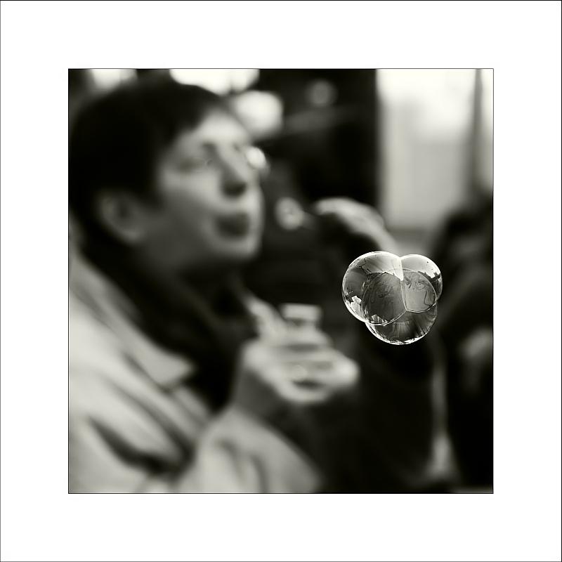 The bubble maker .oO