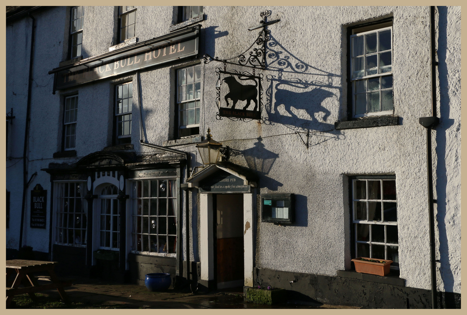 the Bull Hotel Reeth