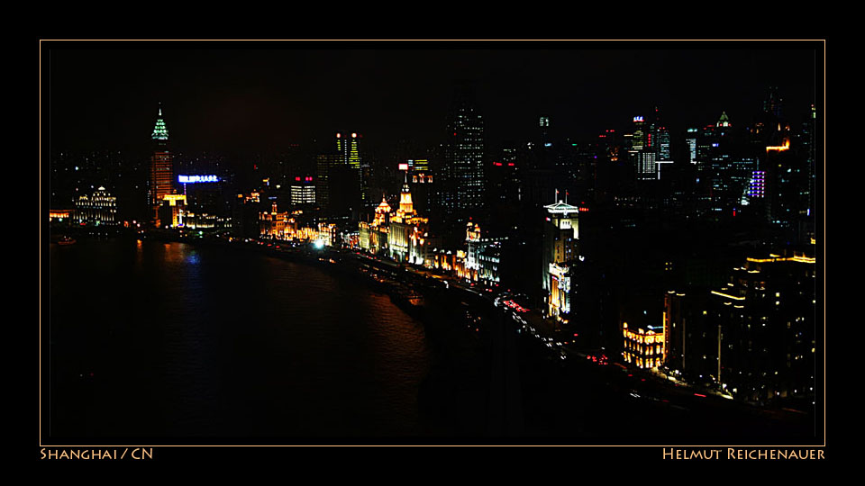 The Bund, Shanghai / CN