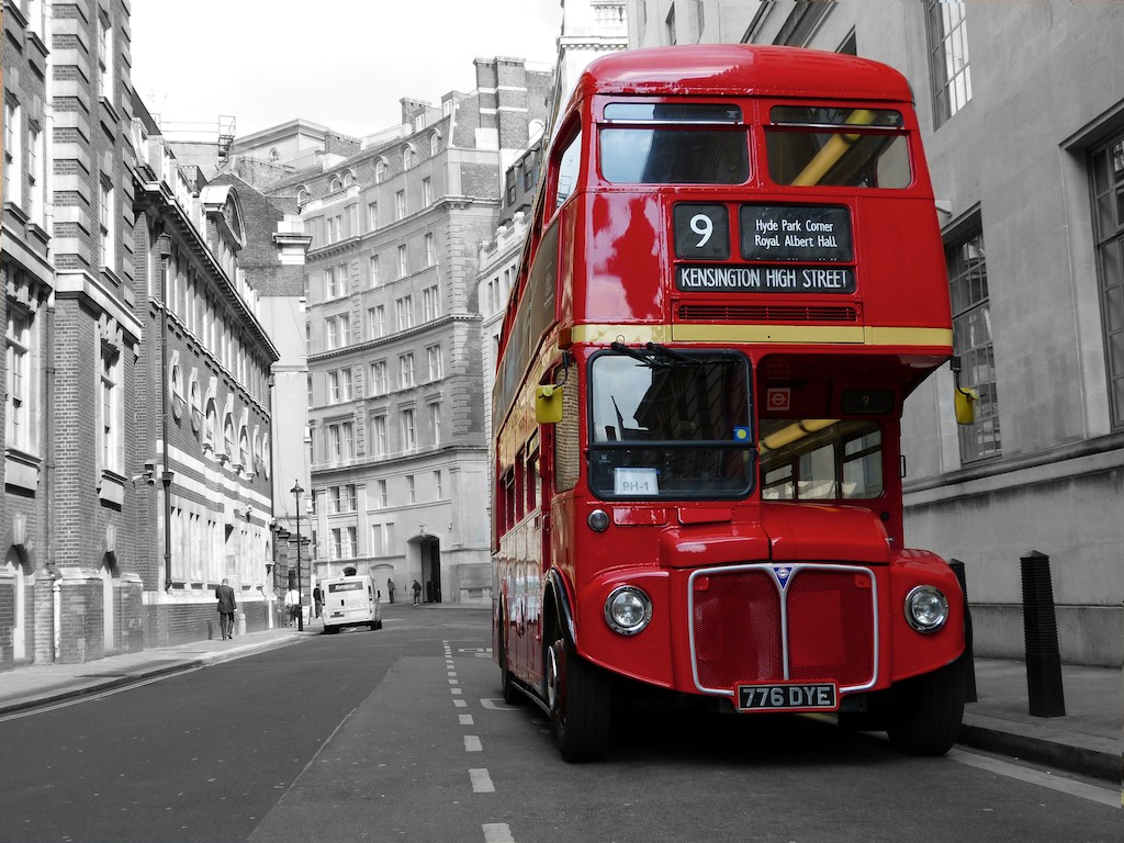 The Bus of London