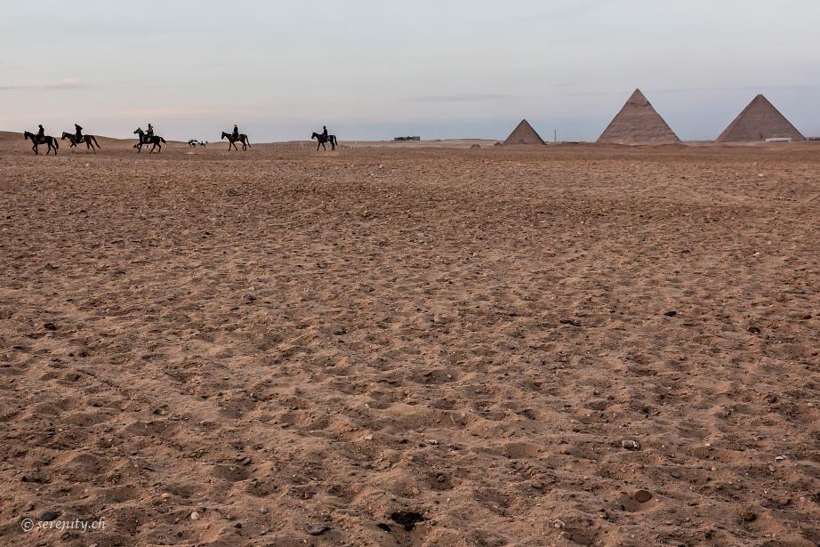 The Call of the Desert