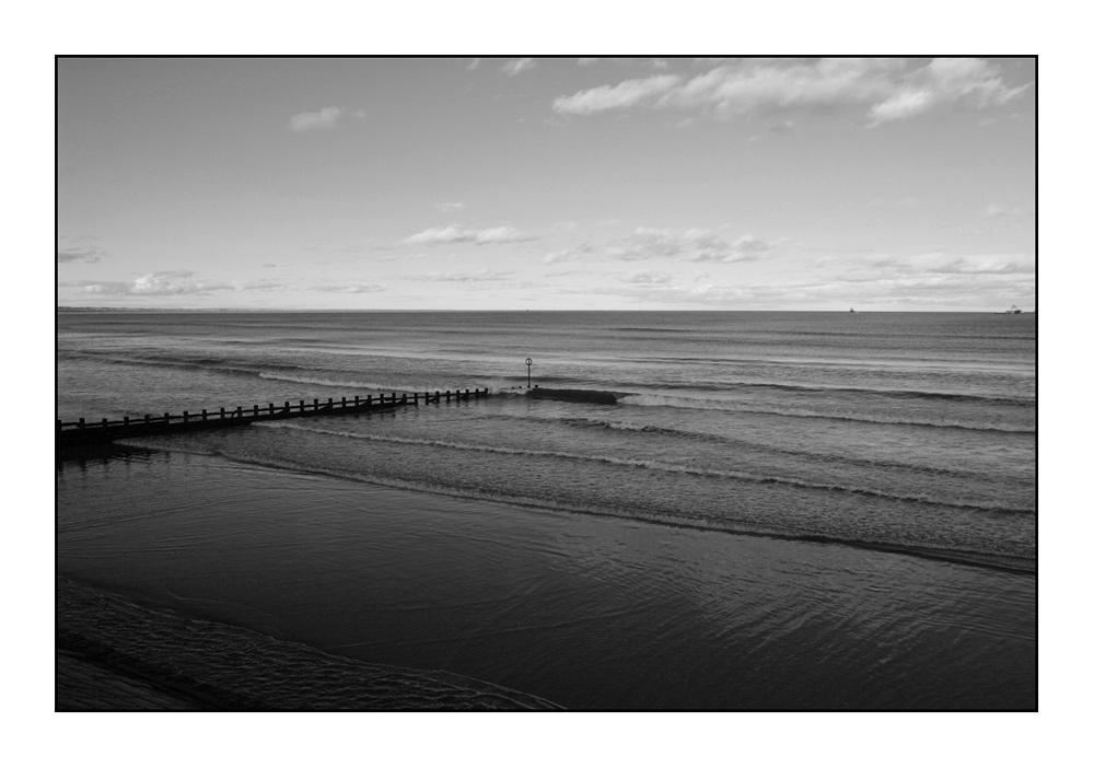 The Calm Sea - Aberdeen