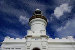 The Cape Byron Lighthouse