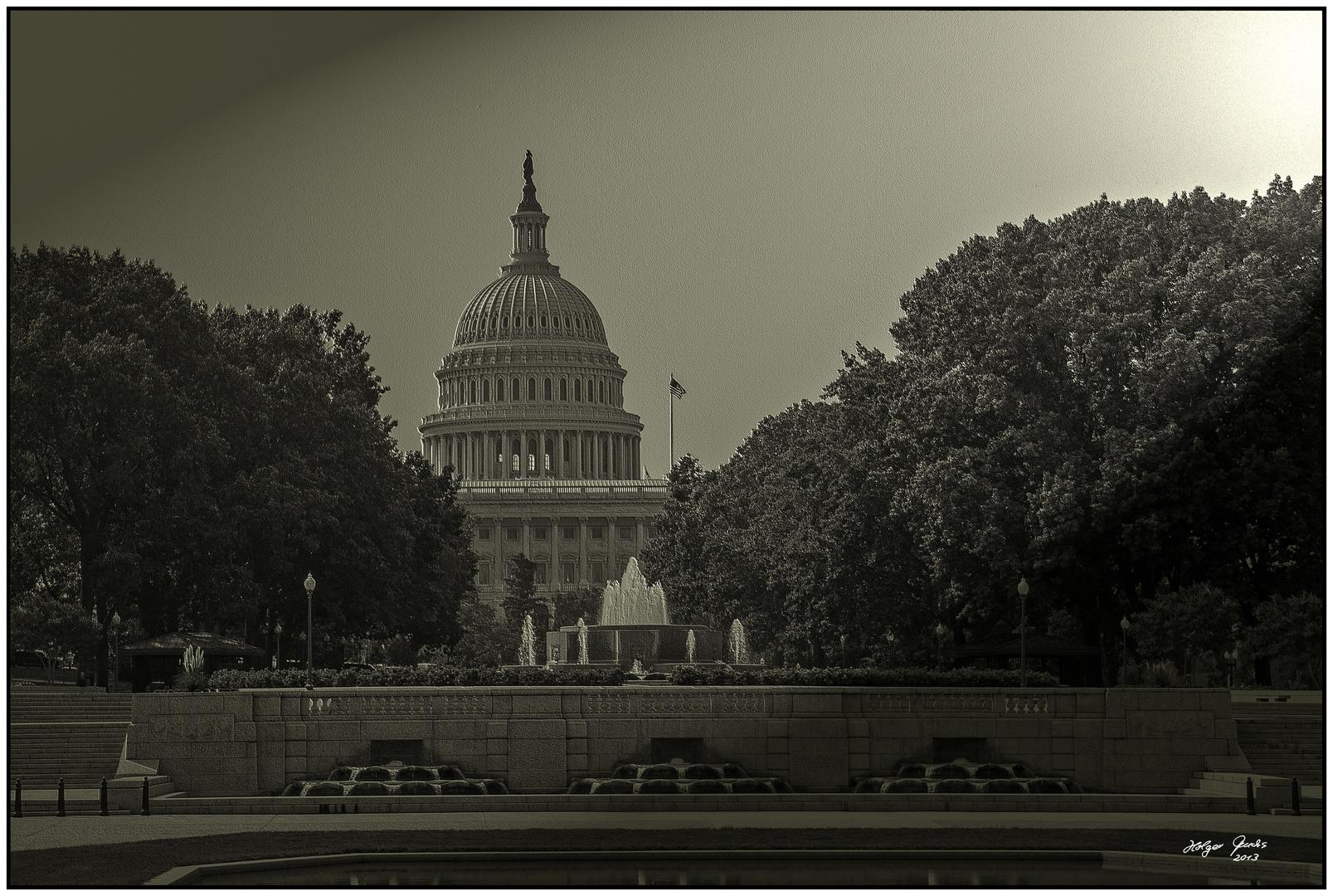 The CAPITOL Washington D.C.