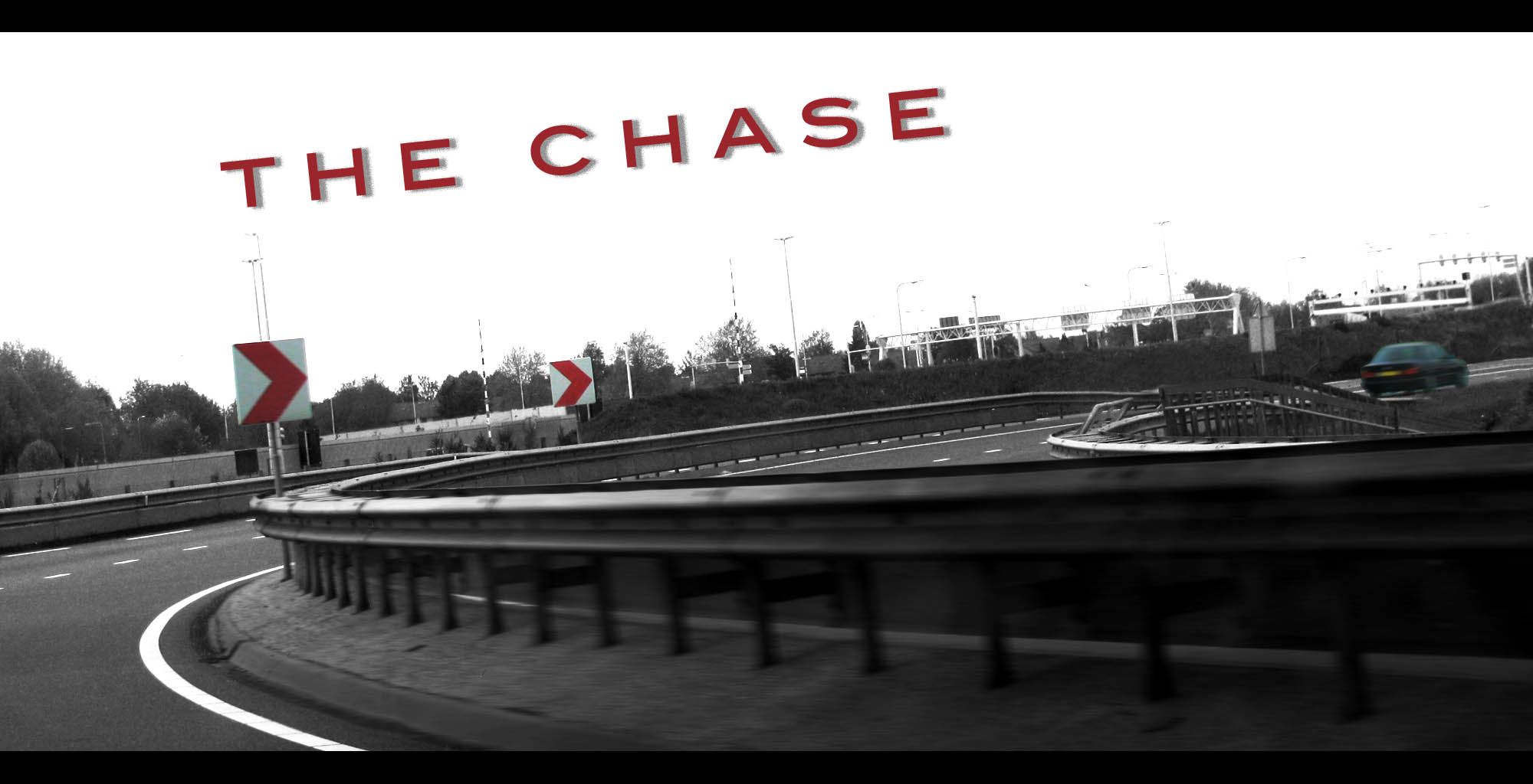 The car chase