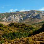 The Castillian Mountains in Spain (Palencia)