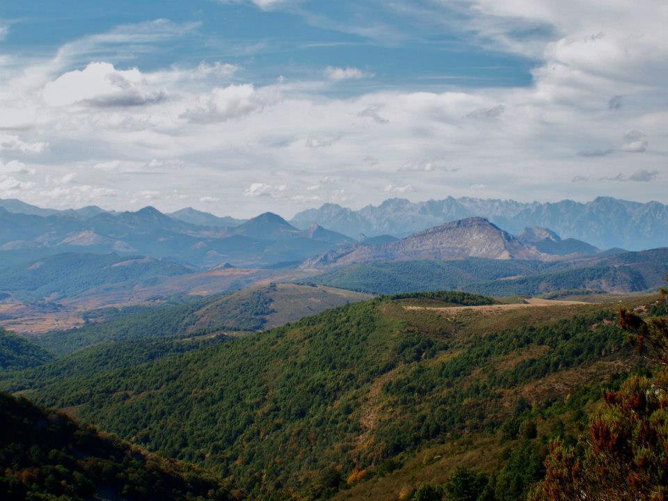 The Castillian Mountains (Palencia)