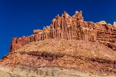 The Castle 2, Capitol Reef NP, Utah, USA