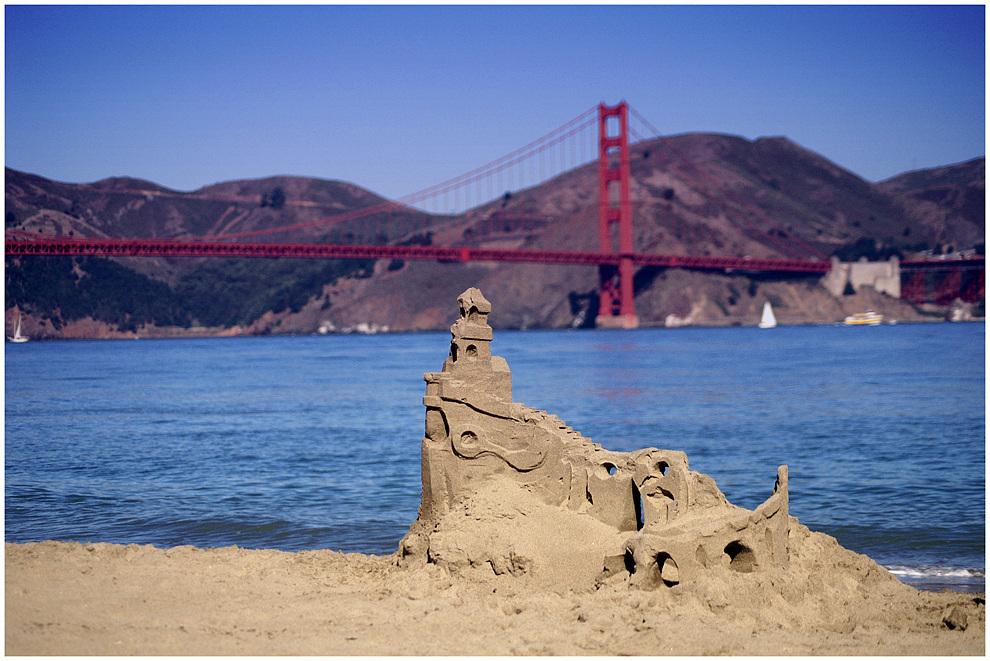 The Castle And The Bridge.....#2