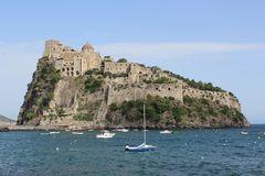 The Castle of Ischia