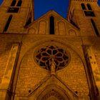 The Cathedral of Jesus Heart of Sarajevo