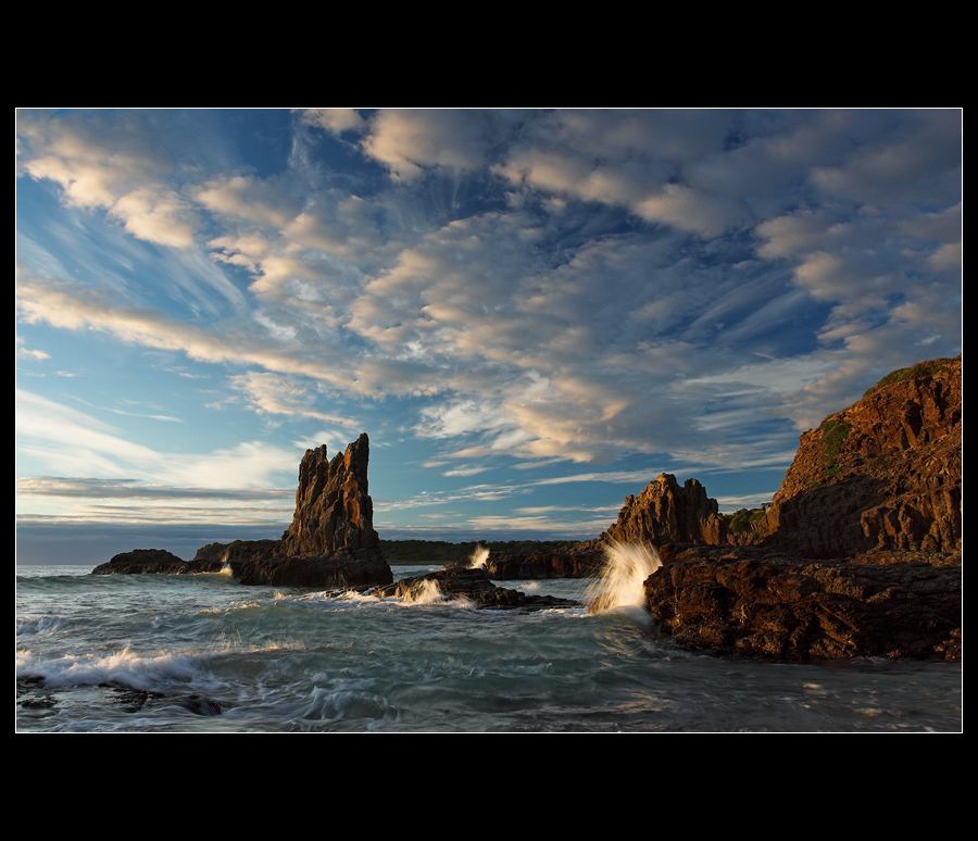 ~ The Cathedral Rock ~