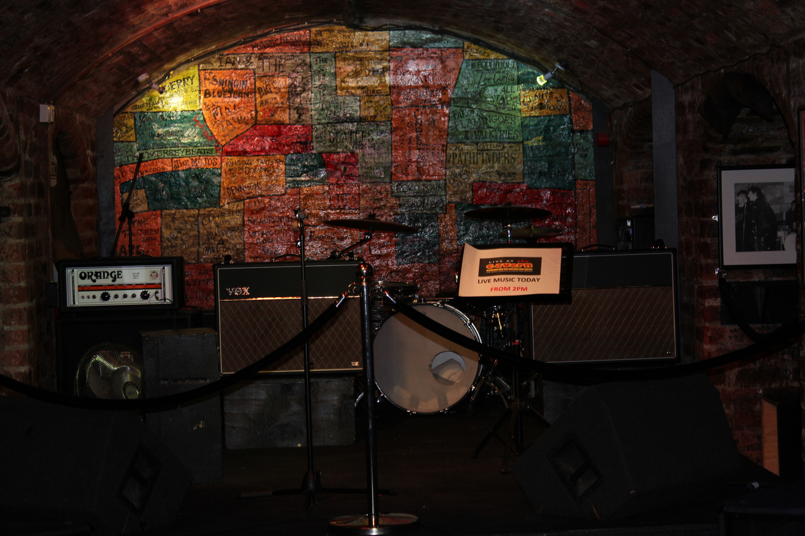 The Cavern- Liverpool