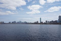 The Charles River - Boston