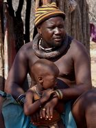 """The Chief"" - Himba people / Namibia"