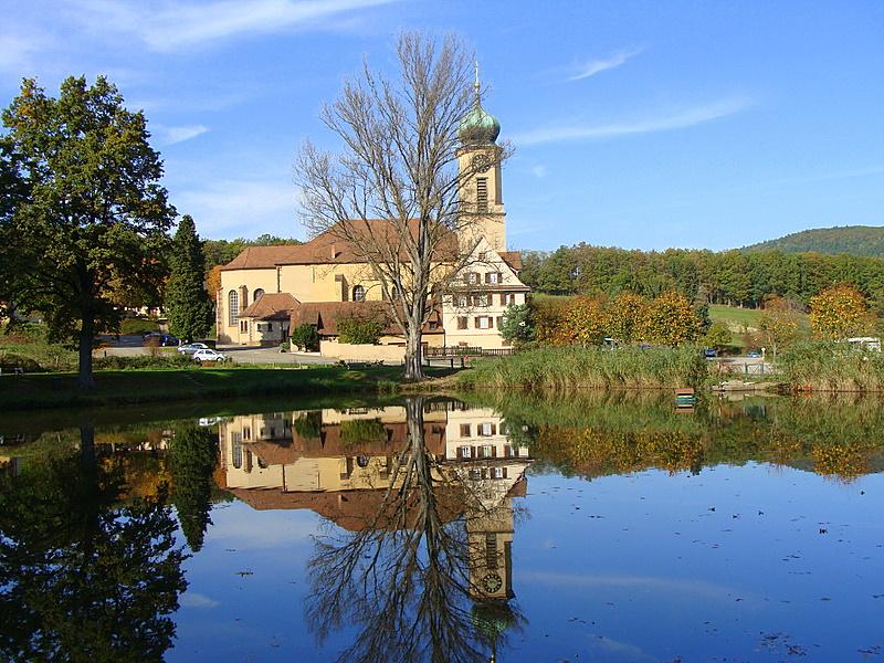The church of mirror