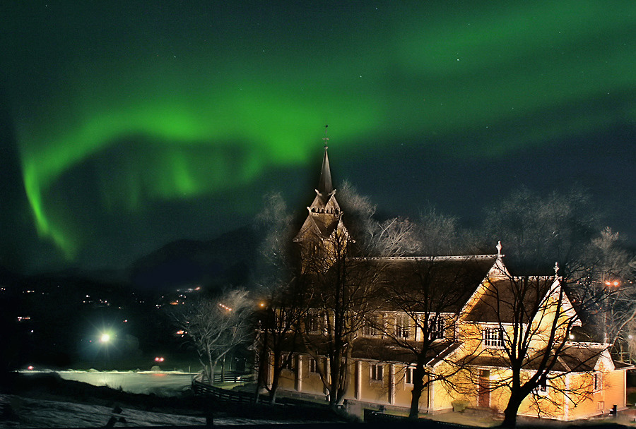 The Church of Northern Light