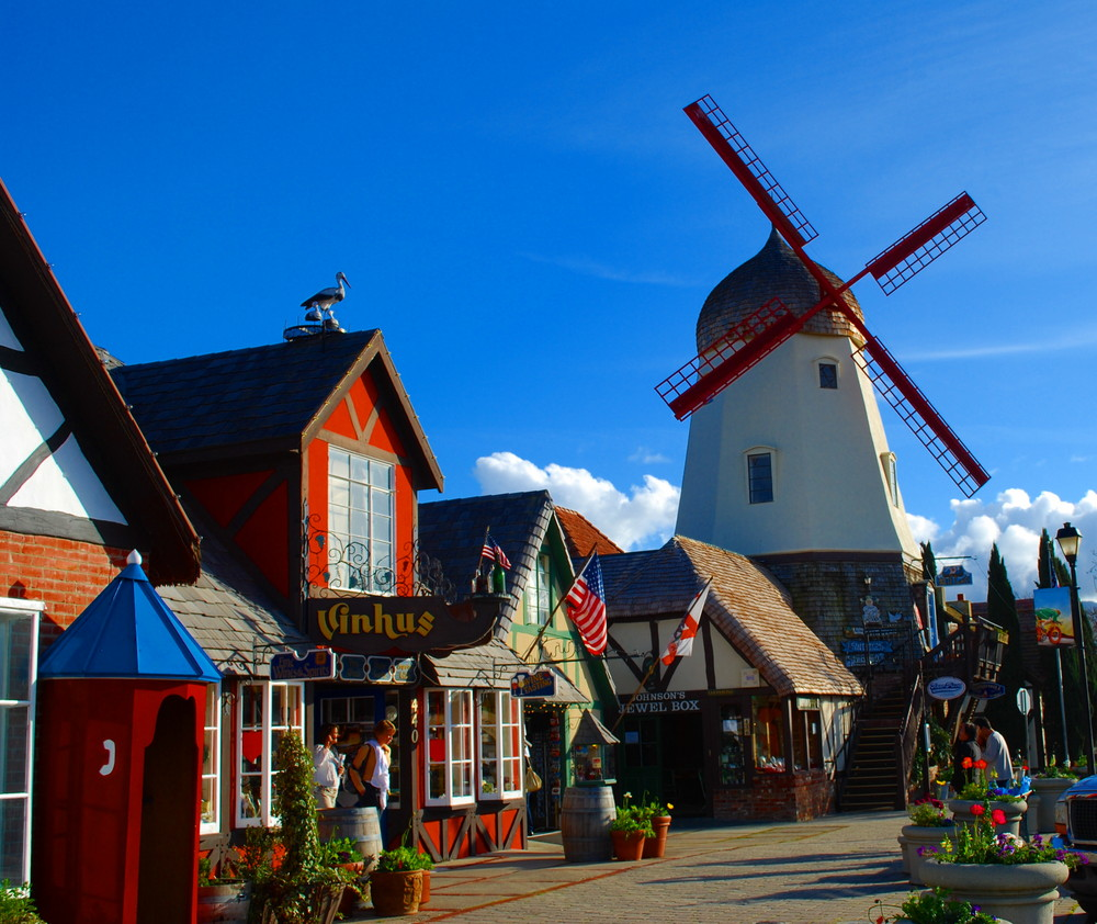 The City of Solvang