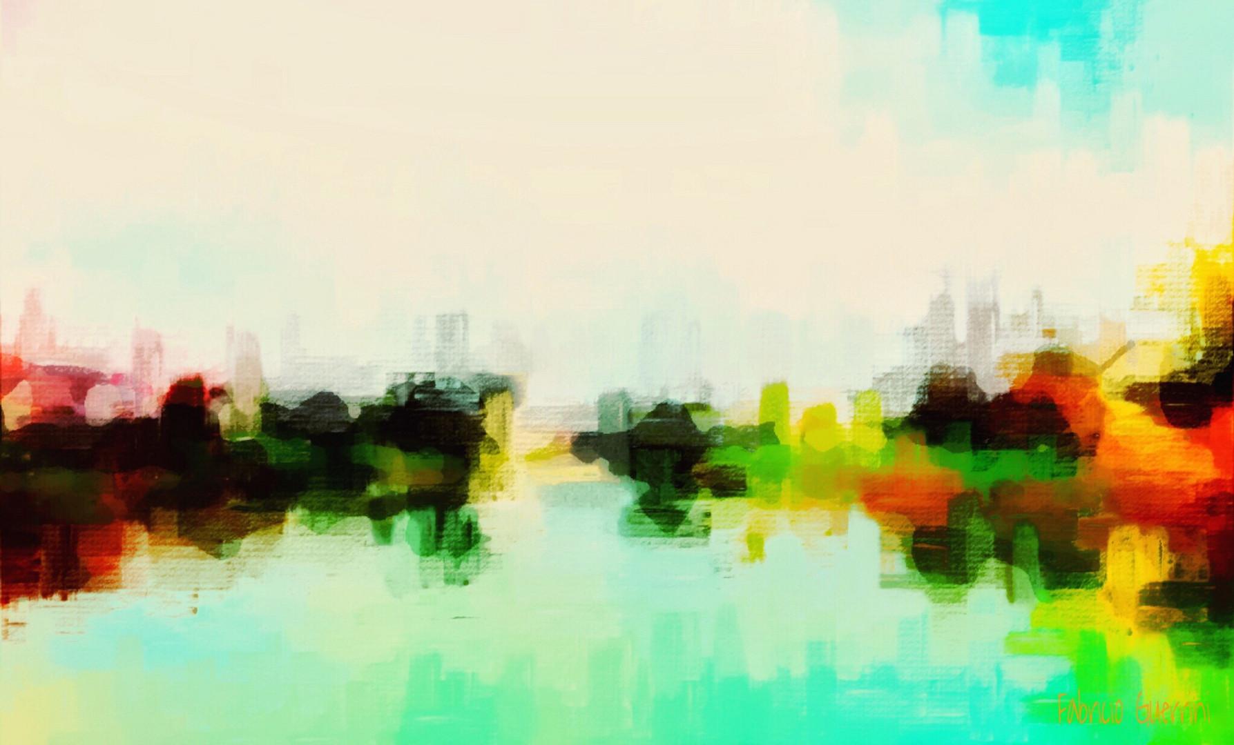 The City. - Sunny day (giornata di sole)
