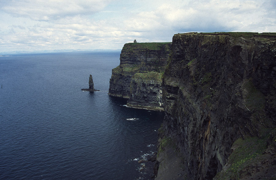 The Cliffs of Moher...