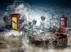 The Cloud Machine