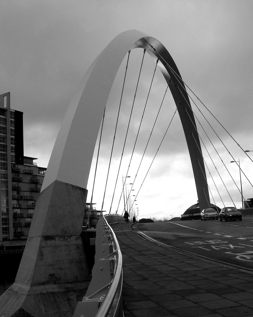 The Clyde Arc, Glasgow