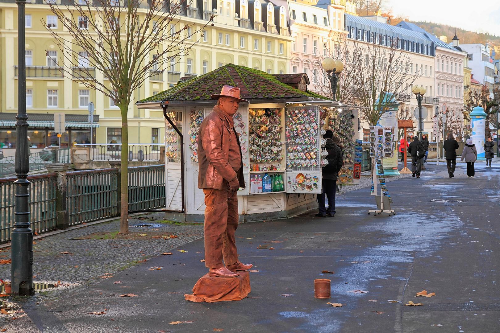 ...The Copper Man....