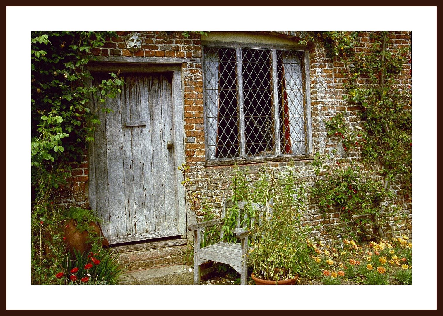 The Cottage Garden, Sissinghurst