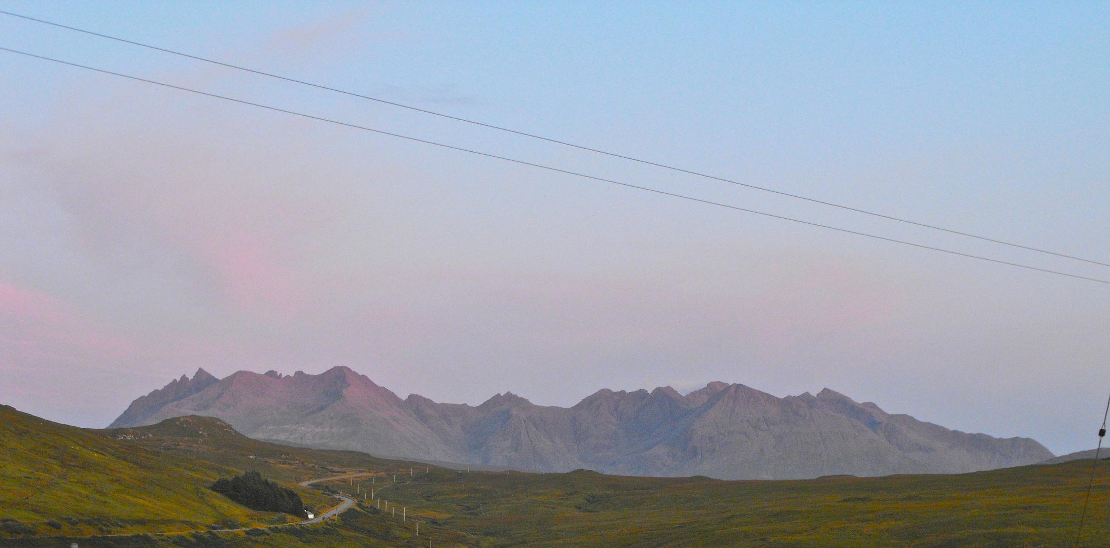 The Cuillin Ridge II