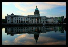the Custom House... Dublin- Irland...