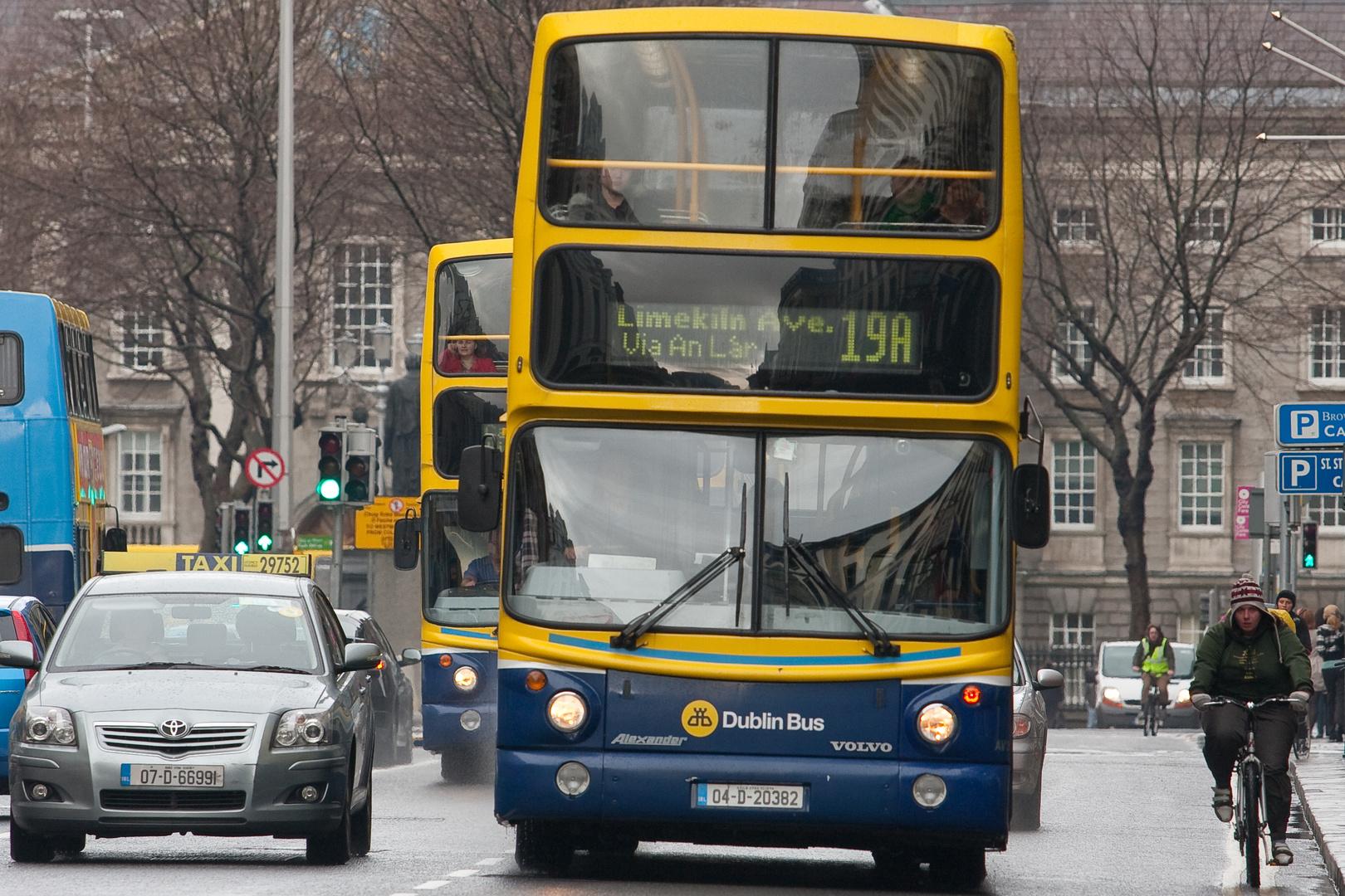 The daily Dublin Race