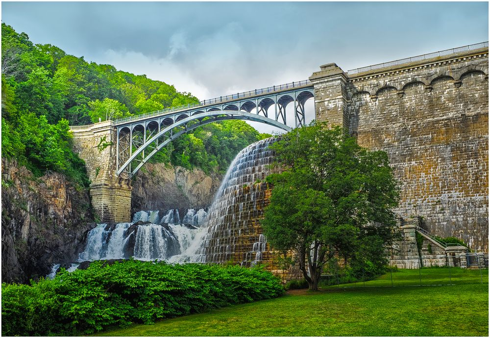 The Dam at Croton-on-Hudson