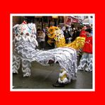 The Dance of the Chinese Lion