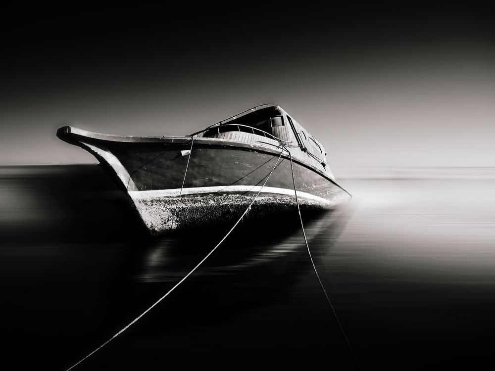 The dead Ship von mostafahamad