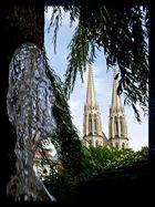 The Dream Within - Blick auf die Peterskirche