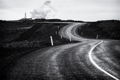 The drunken road