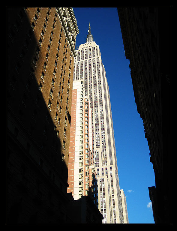 [ The Empire State Building ]
