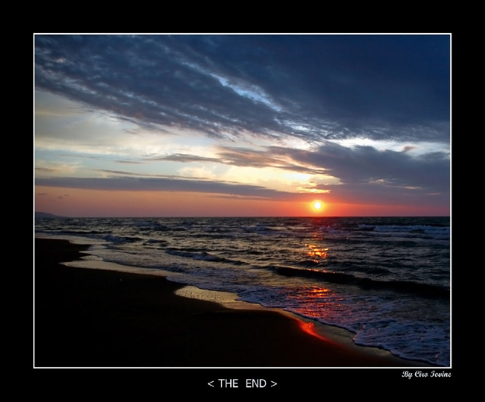 < THE END >