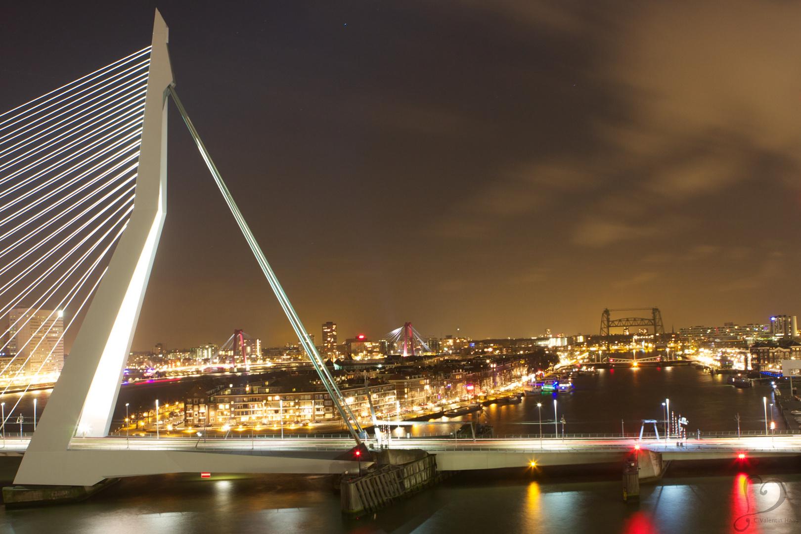 The Erasmus Bridge