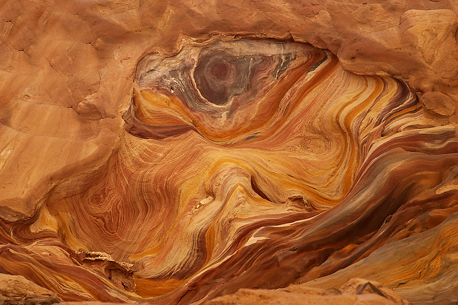 .: The Eye of the canyon :.