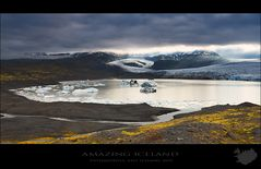 The eye of the glacier