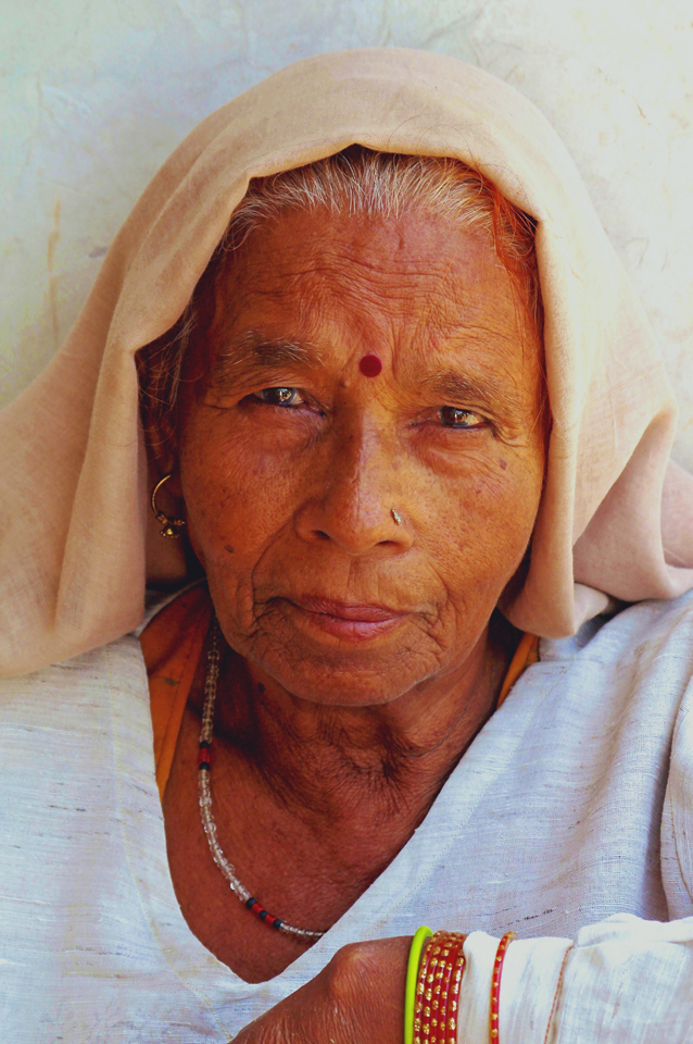 The face of India_1