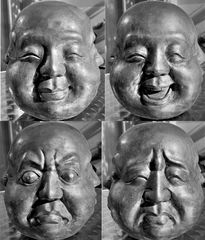 The faces of life ...