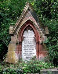 The family tomb of...